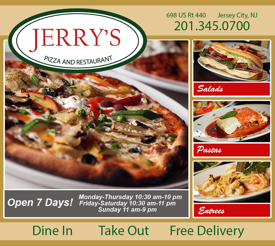 Jerry S Pizza And Restaurant